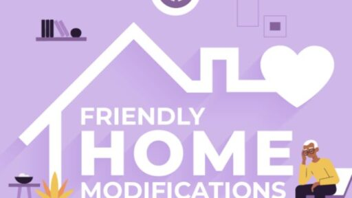 Friendly Home Modifications for Seniors Aging in Place Infographic featured image 4