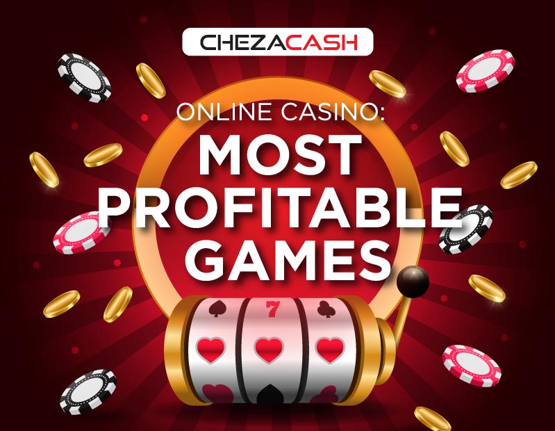 Online Games: Most Profitable Games